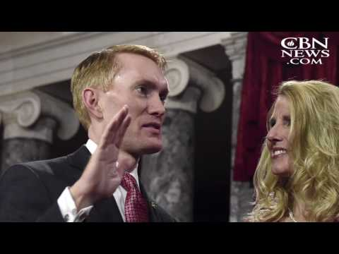 CBN News Special Report: Senator James Lankford