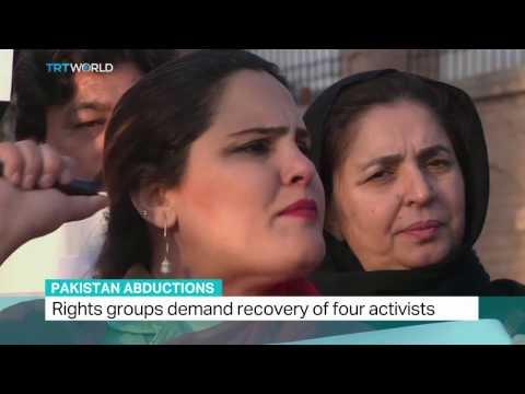 Pakistan Abductions: Interview with Humans Rights Activist Farzana Bari