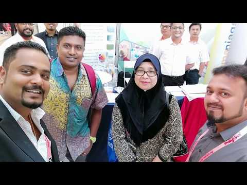 Interview w/ Dr Mogan Naidu, Malaysia Part 2 of 2 (Wound Care Services)