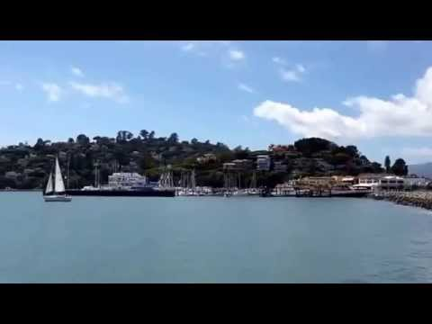 Tiburon and Belvedere, California   Golden Gate view 1