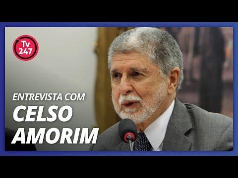 0 - Celso Amorim: ''O que gera confiança entre as nações é a independência''