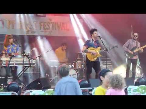 His Clancyness - What Fury Can't Say - live Theatron PfingstFestival Munich 2014-05-24