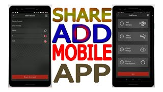 How to Add Cp Plus Devices in Gcmob Mobile App | share between mobile | save QR code screenshot 5