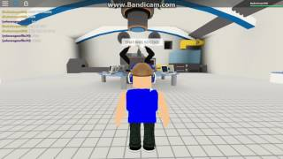 Roblox | Innovation Labs I HACKED The Security Panel