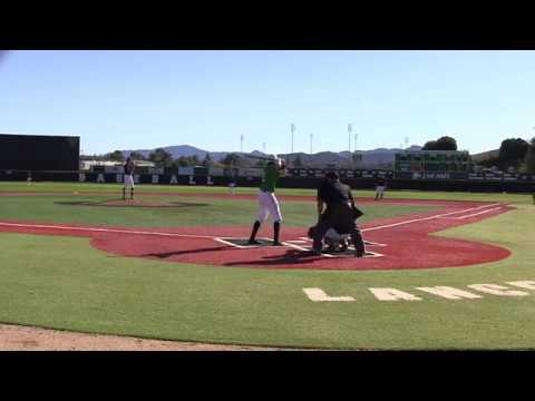 Jacob Wilson - Thousand Oaks High School Baseball - Solo Homerun - 12-8-2018