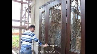 Входная дверь с отделкой массивом дуба(Двери элитные http://www.metal-door.ru/categories/31/ Двери эксклюзивные http://www.metal-door.ru/categories/53/ Двери VIP ..., 2015-05-31T20:50:20.000Z)
