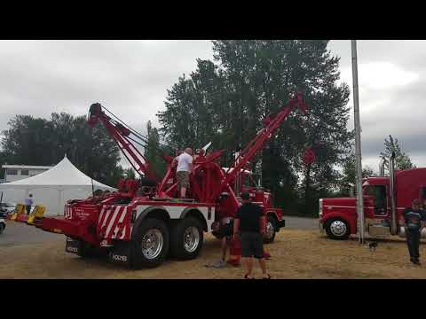 James Davis Mighty Mo Western Star heavy tow truck set up Highway to Hell