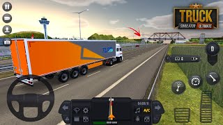 Sudah Rilis Truck Simulator : Ultimate by Zuuks screenshot 2
