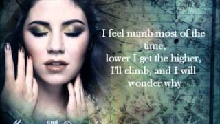 Repeat youtube video Marina and the Diamonds ~ Numb (w/lyrics)