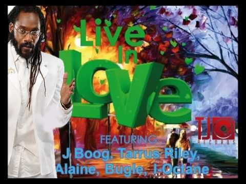 Live In Love Riddim Reggae Mix by MixtapeYARDY