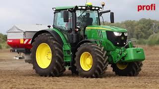 Pokaz rolnictwa precyzyjnego Agro Show 2018
