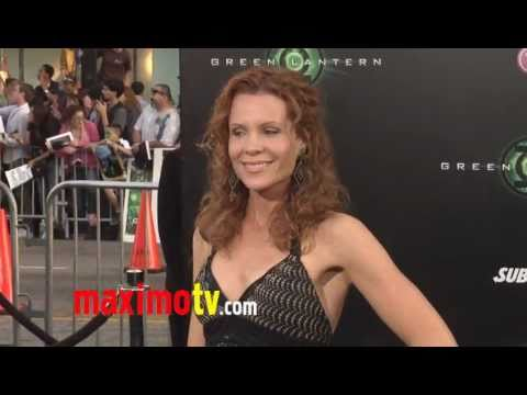 Robyn Lively at GREEN LANTERN World Premiere Arrivals