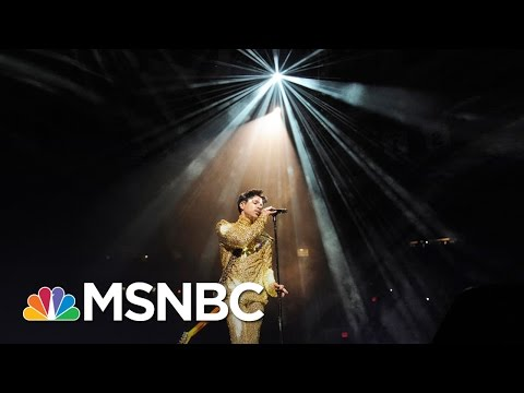 Prince: A Music Icon Remembered | MSNBC