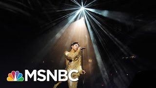 prince a music icon remembered msnbc
