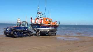 RNLI Boat Launch Skegness