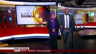 BBC DIRA YA DUNIA JUMATATU 06.08.2018