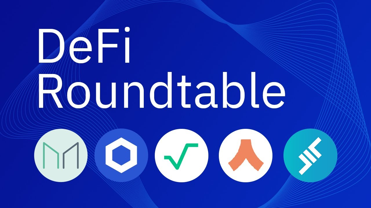 DeFi Roundtable: The Path to Decentralization Ft Radix, MakerDAO, Chainlink, Aave, Argent, Messari