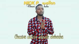 NTUZIHEBE BY NICK P Wallen official video lyrics