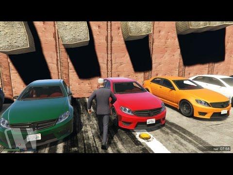 Rakete vs Kola GTA V