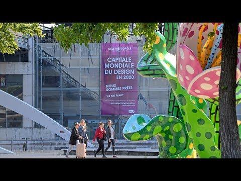 Lille Métropole Capitale Mondiale du Design 2020 : l'expérience commence