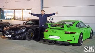 Racing Against My GT3 Back to London! | VLOG