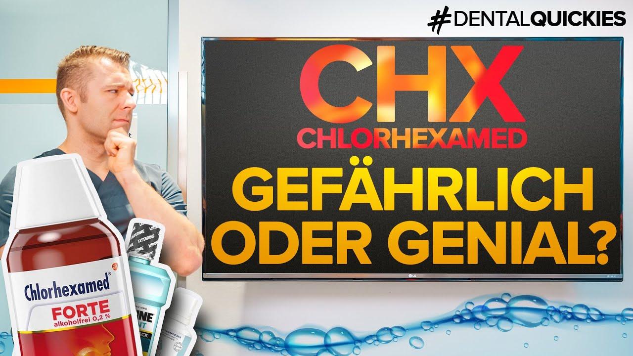Chlorhexamed nach weisheitszahn op