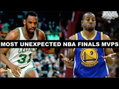 10 Most Unexpected NBA Finals MVPs All-Time