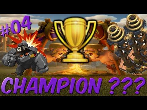 [ COC ] TOP BASE HDV 9 RUSH | EPISODE FINAL | RUSH CHAMPION !!! | TUTO FR