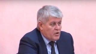 Митинг в Анапе 21.03.2017, Сергеев отвечает митингующим, Бузунова проигнорировала требования