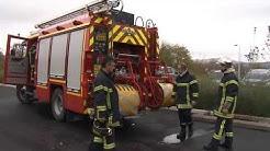 12 heures avec les pompiers de Cournon d'Auvergne