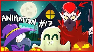 [#17] BRAWL STARS ANIMATION - CRAZY HALLOWEEN