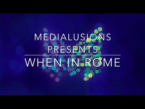 When In Rome - Original Song (Instrumental)