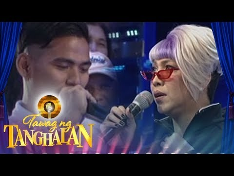 Tawag ng Tanghalan: TNT Resbaker's son shares a poem for Vice Ganda