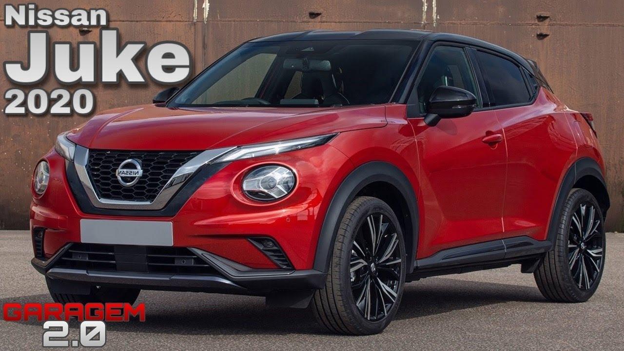 Novo Nissan Juke O Crossover Perfeito Garagem 2 0