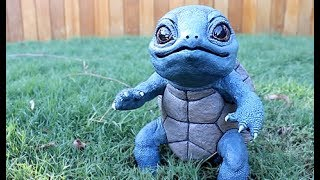 Meet the REAL LIFE Pokemon: SQUIRTLE