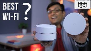 The Best WiFi Router? Google Mesh WiFi System Pack!