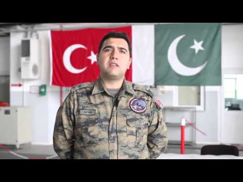 Turkish air force T-37 gift to Pakistan Air Force