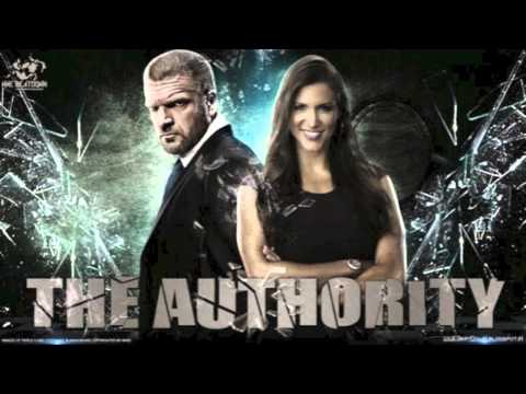 WWE - The Authority Theme song -