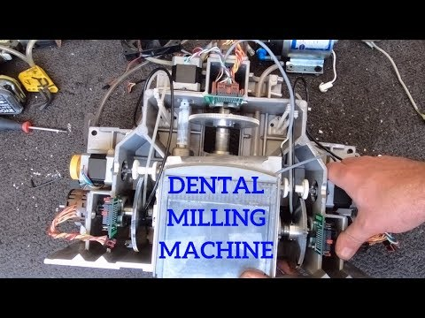 Scrapping a Dental Milling System