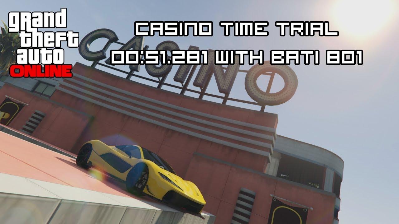gta 5 time trial casino