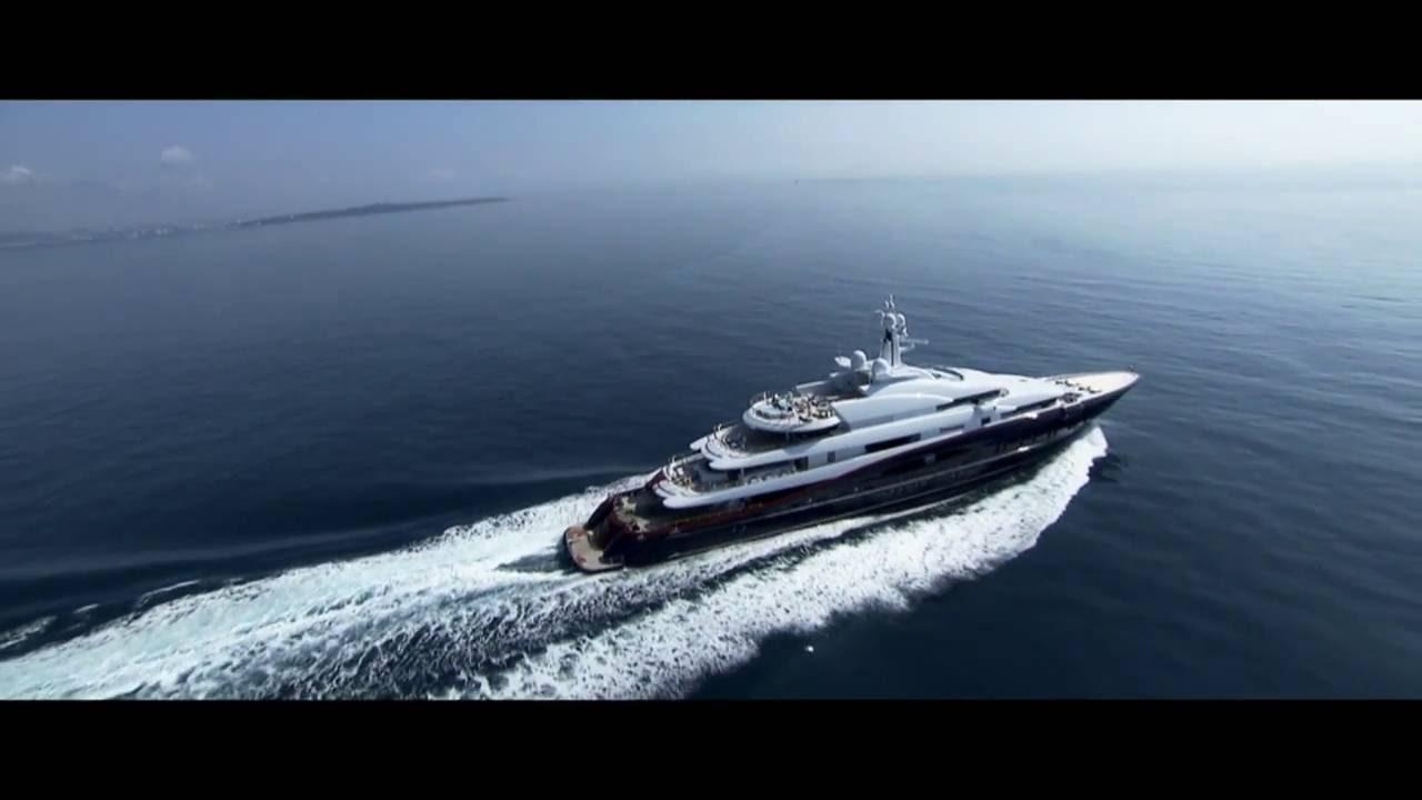 Oceanco - Nirvana 88 5m/290ft