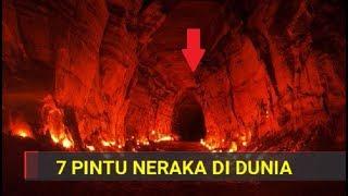 7 pintu menuju neraka di dunia