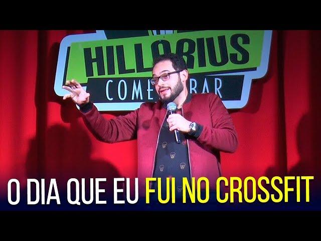 MATHEUS CEARÁ - O DIA QUE EU FUI NO CROSSFIT