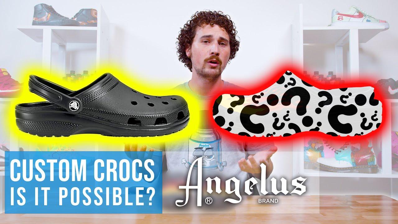Custom Crocs   Is It Possible?