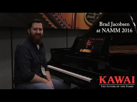 Brad Jacobsen Performs