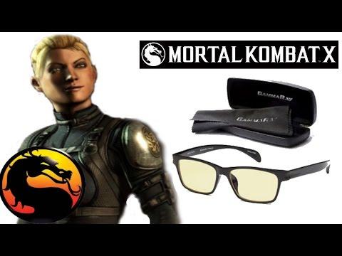 I'm Mortal Kombat X Ready: Gamma Ray Optics Gaming Glasses Unboxing