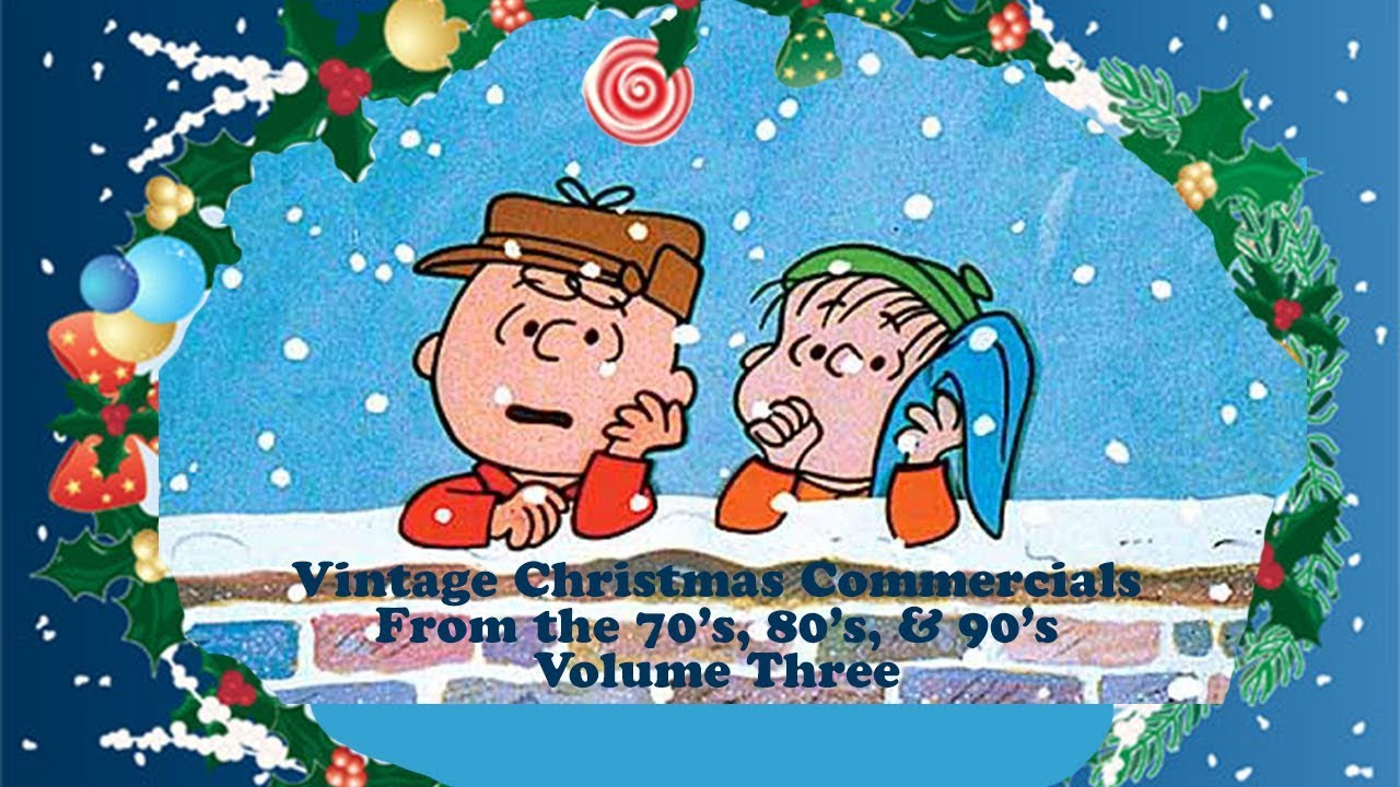 Download Volume 3: An Hour of Retro Christmas Commercials