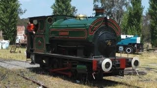 NSW Railways - Coalfields Steam: Australian Trains