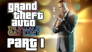 Grand Theft Auto 4: The Ballad Of Gay Tony - Let