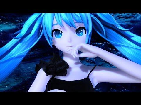 Hatsune Miku: Project DIVA Future Tone  PV Deep Sea Girl RomajiEnglish Subs